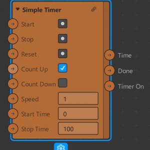 Simple Timer Spark AR
