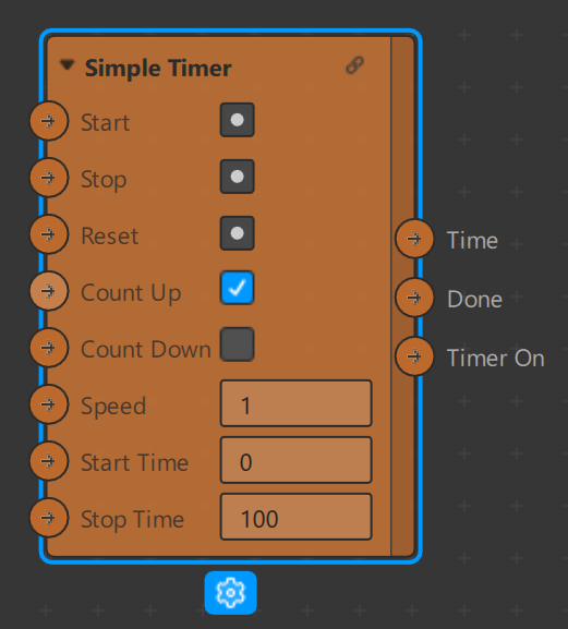Spark AR Timer: Simple Timer