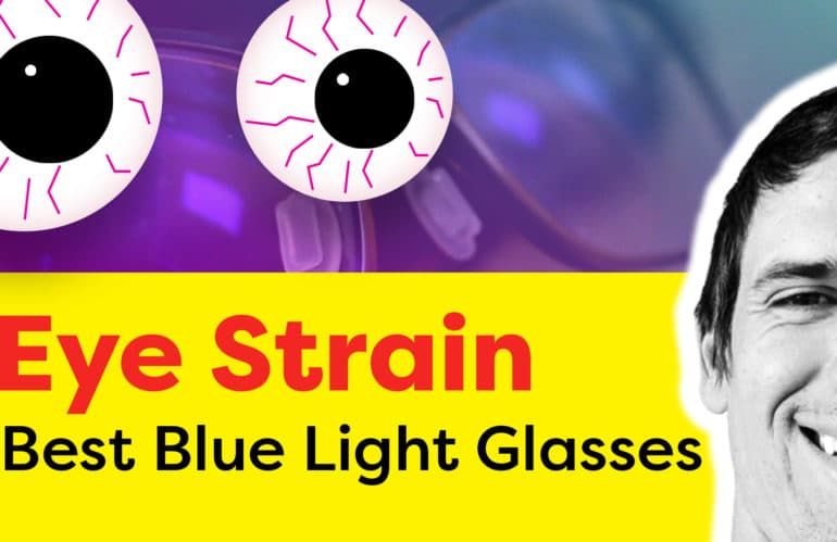 How to get rid of eye strain