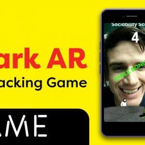 Spark AR Eye Tracking