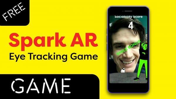 Spark AR Eye Tracking