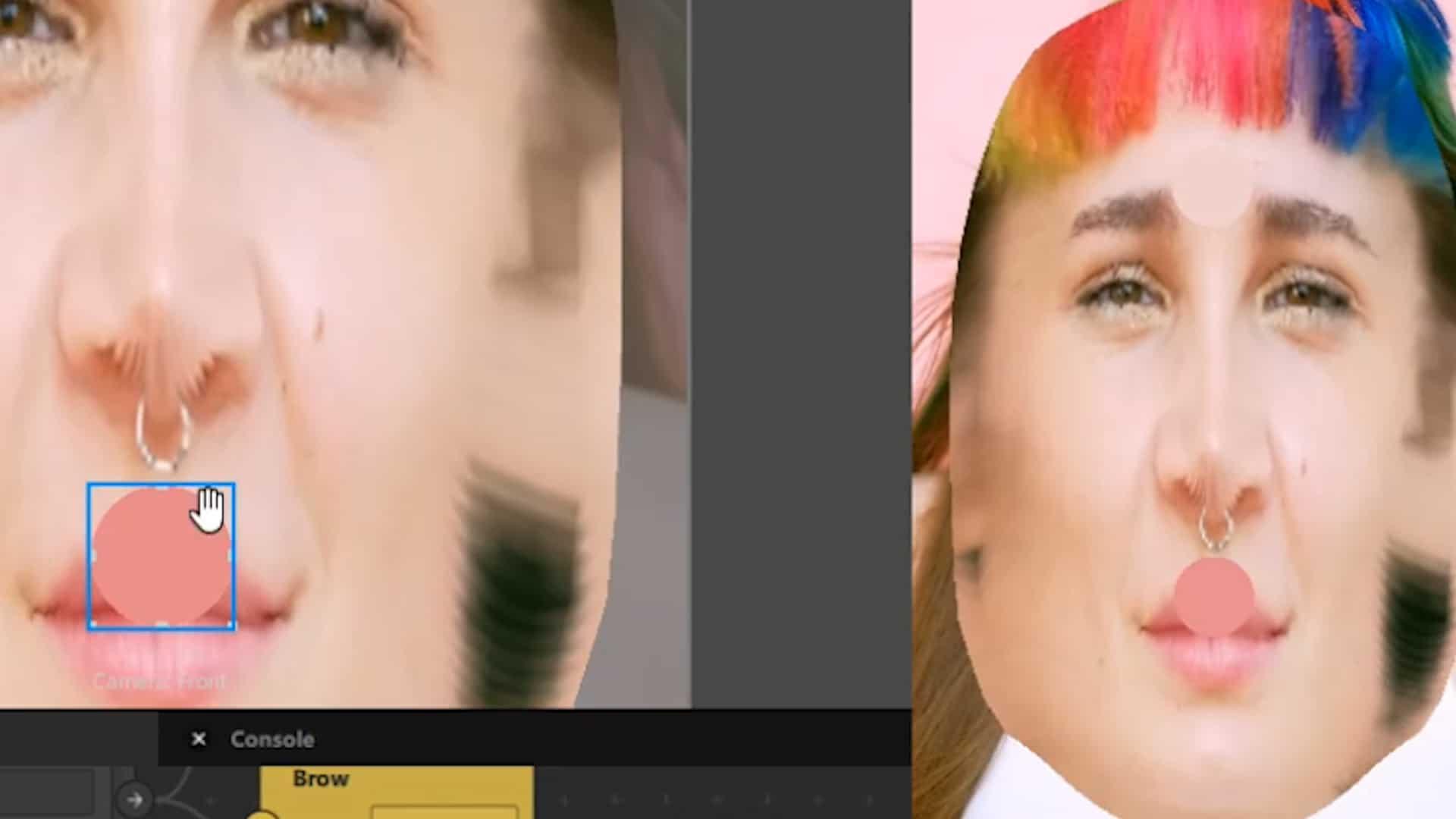 Spark AR Skin Color Sample
